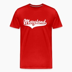 Maryland State T-Shirt WR