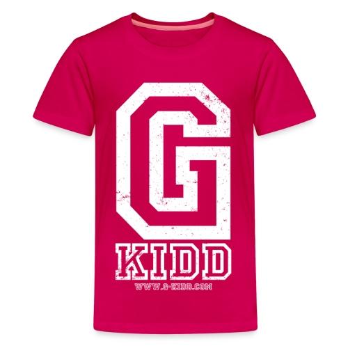 Kids' DJ G-Kidd T-Shirt - Kids' Premium T-Shirt