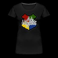 Women's T-Shirts ~ Women's Premium T-Shirt ~ Ask Hogwarts Womens Tee