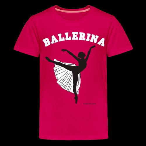 Ballerina - Kids' Premium T-Shirt