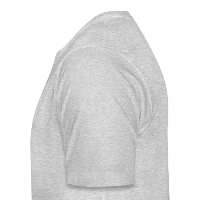 Men's Premium T SportBlue Hauling Ass (Back)