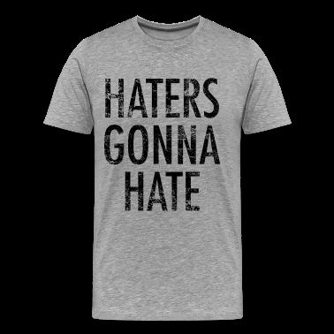 Haters gonna hate vintage black