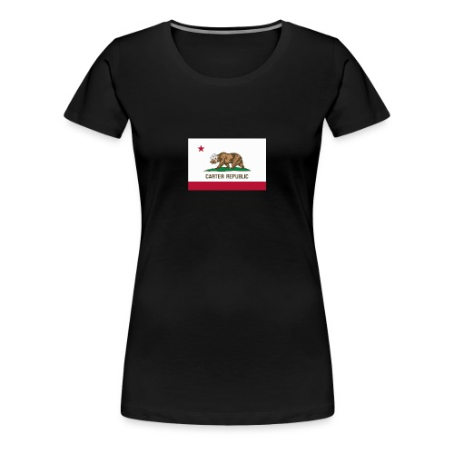 Carter Republic - Women's Tee - Women's Premium T-Shirt