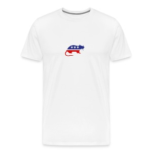 American Rat - Men's Premium T-Shirt