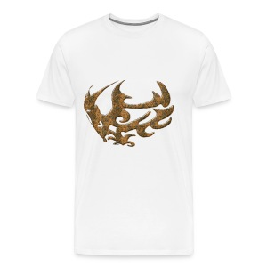 TribalWarp - Men's Premium T-Shirt