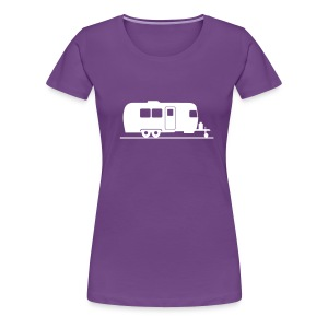 Trailer for women t-shirt - Women's Premium T-Shirt