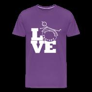 T-Shirts ~ Men's Premium T-Shirt ~ LOVE OT - Occupational therapy