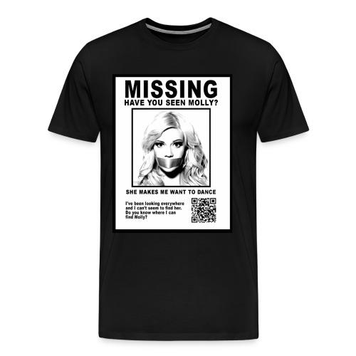 Missing Molly - Men's Premium T-Shirt