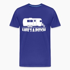 lifes_a_pitch T-Shirts