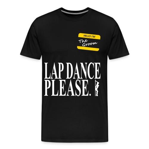 Groom - Men's Premium T-Shirt