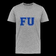 T-Shirts ~ Men's Premium T-Shirt ~ F University
