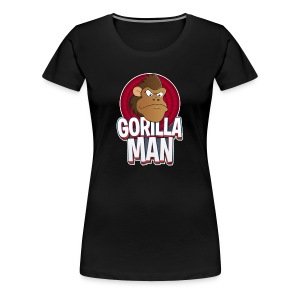 Gorilla Man Girls - Women's Premium T-Shirt