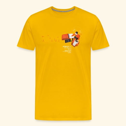 HoneyPlay316 (free shirtcolor selection) - Men's Premium T-Shirt