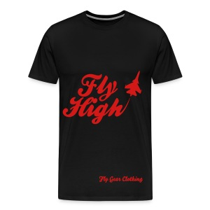 Fly Gear T-Shirt - Men's Premium T-Shirt