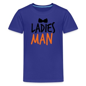 Kids Ladies Man - Kids' Premium T-Shirt