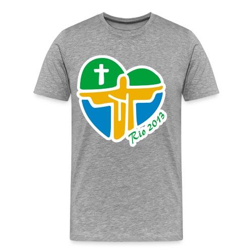 World Youth Day 2013 - Men's Premium T-Shirt