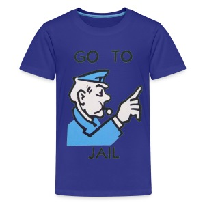 Kids Go to Jail - Kids' Premium T-Shirt
