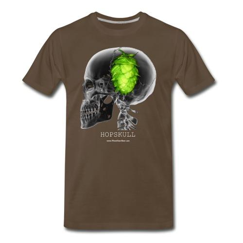 HOPSKULL Men's Premium T-Shirt - Men's Premium T-Shirt