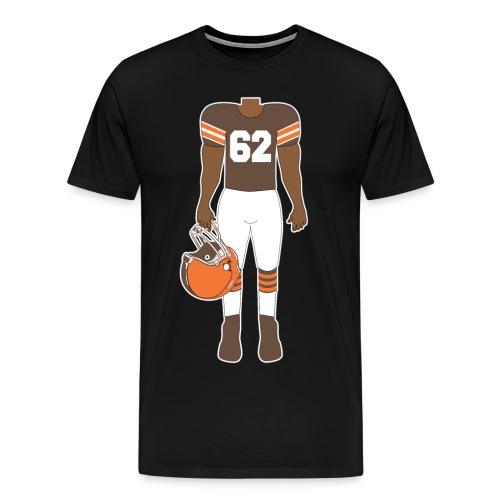 62 3x 4x - Men's Premium T-Shirt