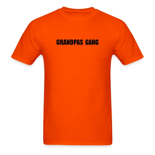 Grandpas Gang T-Shirt - Men's T-Shirt