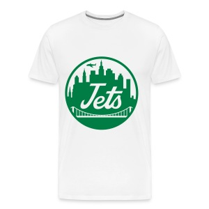 Men JETS - Men's Premium T-Shirt