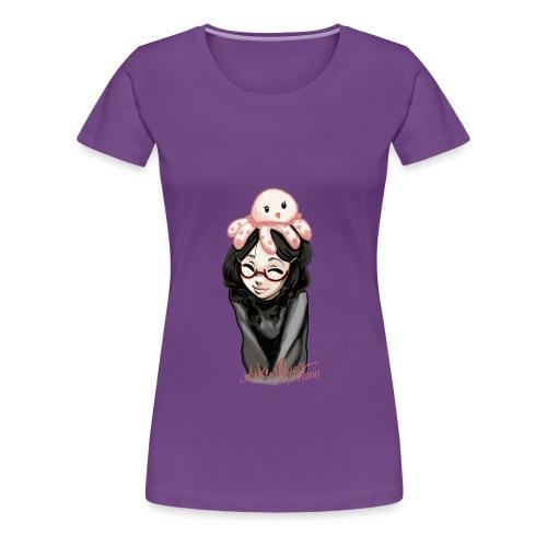 Princess Jellyfish - Women's Premium T-Shirt