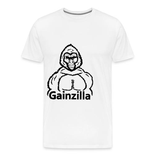 Gainzilla - Men's Premium T-Shirt