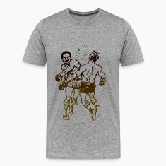 Boxing - Punch Out - Retro Video Game T-Shirts