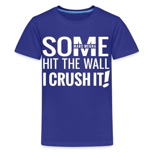CRUSH IT - Kids' Premium T-Shirt