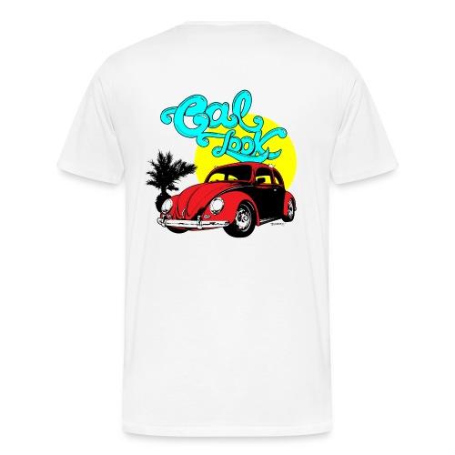 Cal Look VDUB - Men's Premium T-Shirt