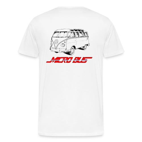 MICRO BUS VDUB - Men's Premium T-Shirt