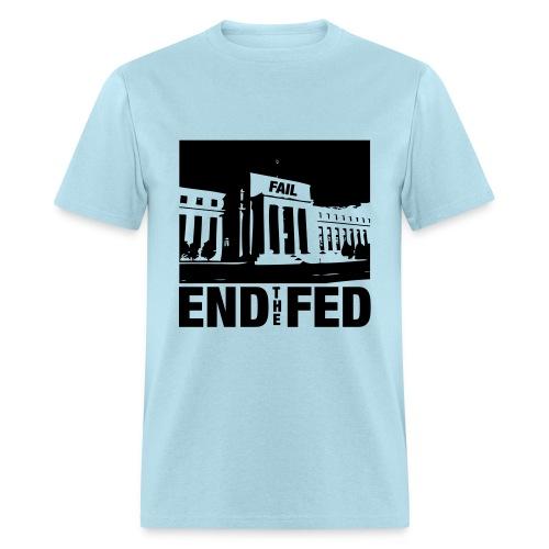 End the Fed - Men's T-Shirt