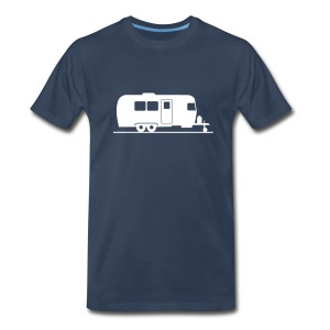 Trailer t-shirt for man t-shirt - Men's Premium T-Shirt