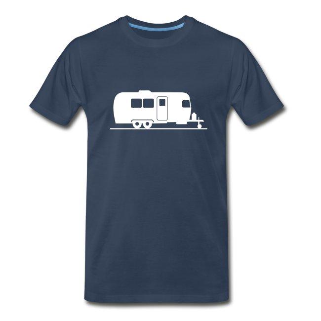 Trailer t-shirt for man t-shirt