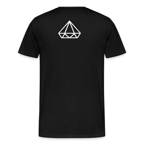 DIAMOND TEE - Men's Premium T-Shirt