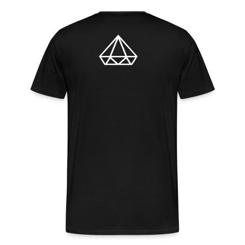 DIAMOND TEE - Men's Premium T-Shirt