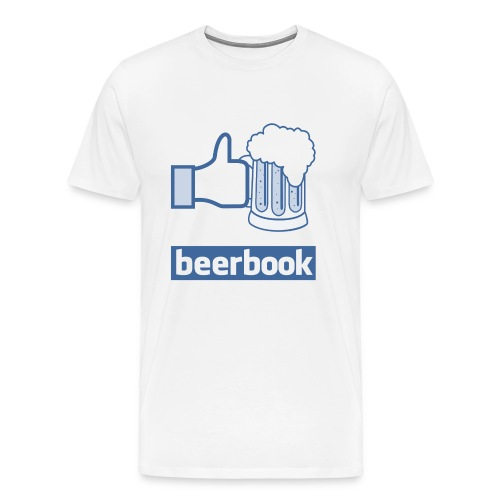 Men beerbook - Men's Premium T-Shirt