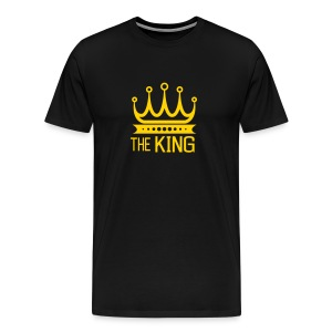 Men KING - Men's Premium T-Shirt