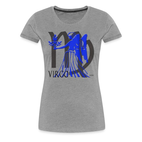 Virgo - Women's Premium T-Shirt