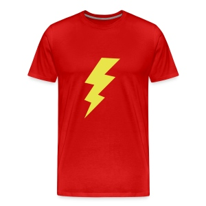 Men FLASH - Men's Premium T-Shirt