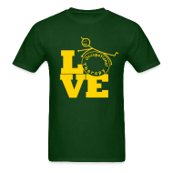 T-Shirts ~ Men's T-Shirt ~ LOVE OT - Occupational therapy