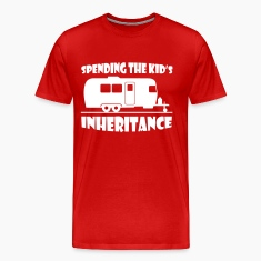 spending_the_kids_inheritance T-Shirts