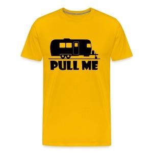 Pull me - Men's Premium T-Shirt