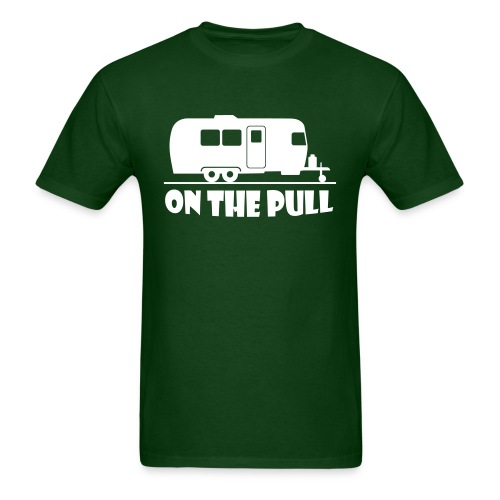On the pull - Men's T-Shirt