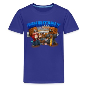 Indubitably Kids T-Shirt - Kids' Premium T-Shirt
