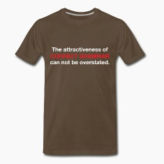The attractiveness of correct grammar T-Shirts