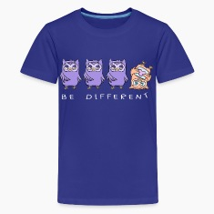 owls_file Kids' Shirts