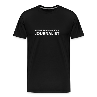 journalist T-Shirts
