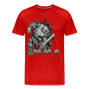 MMA Gladiator - Men's Premium T-Shirt