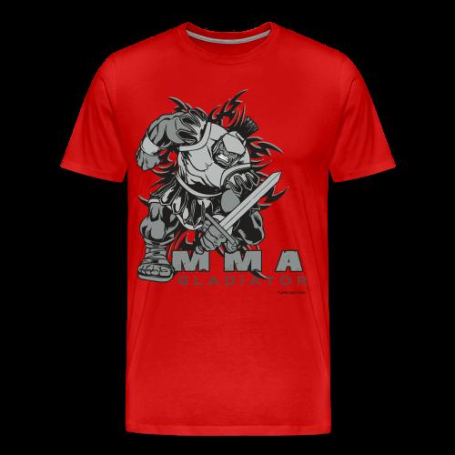 MMA Gladiator - Men's Premium T-Shirt
